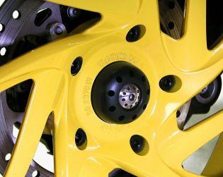 Slider protezione ruota posteriore