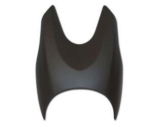 Carbon sport headlight cover