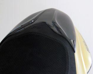 Carbon rear seat cover - Motocorse Design