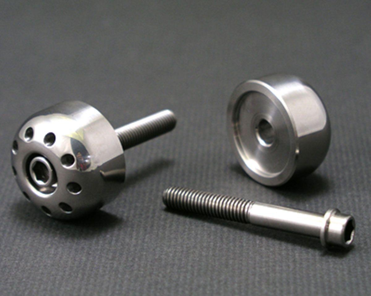 Aluminium counterweights handlebar kit (Nr.2)