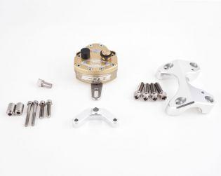Kit ammortizzatore di sterzo rotativo Scotts completo