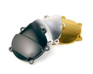 Left side billet crankcase protection - New design
