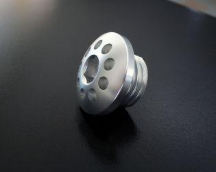 Tappo olio motore in Alluminio