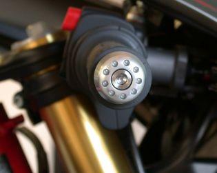 Aluminium counterwheight handlebar kit