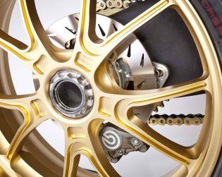 kit disco freno posteriore completo con pinza Brembo Super Sport