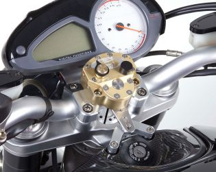 Ohlins / Scotts rotative damper installation kit (rotative damper is not included)