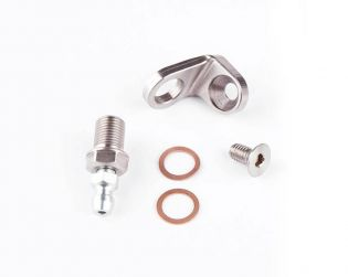 Machined from solid Clutch oil reservoir for Brembo RCS racing pump