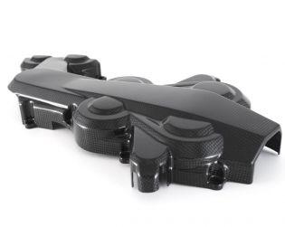 Cam belt cover - horizontal