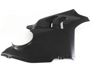 Carena laterale destra / corsa carbonio
